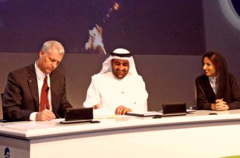 UAE signs Eye on Earth Summit Declaration