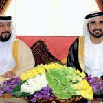 Sheikh Khalifa and Sheikh Mohammed