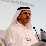 Al Mansoori at World Economic Forum 2012