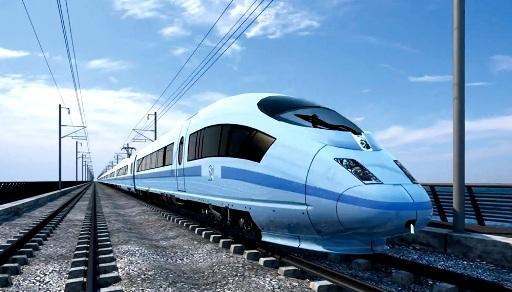 UK HS2 rail line