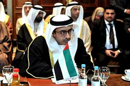 FM leads UAE Delegation to Arab FMs meeting