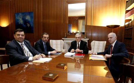 Greek cabinet approves EU-IMF bailout deal