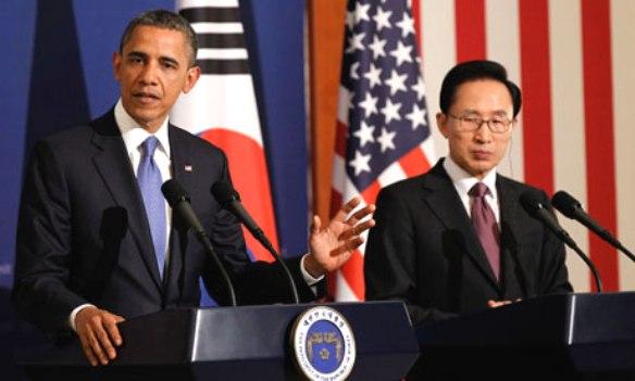 Obama warns North Korea against missile test launch
