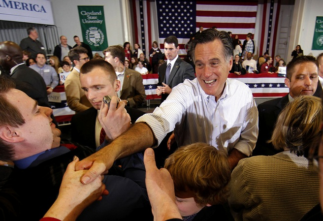 Romney wins Washington state caucuses
