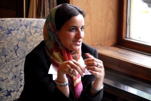 Sheikha Lubna discusses trade policies with WTO chief