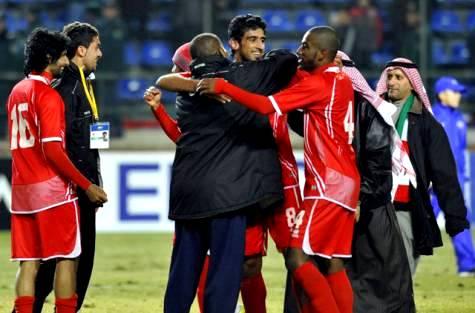 UAE football team makes it way to Olympics