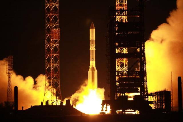 Abu Dhabi launches second satellite