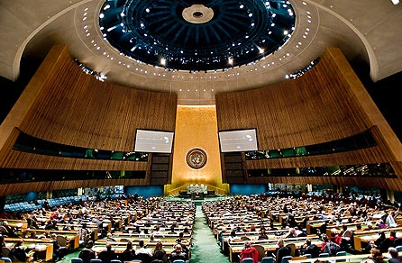 Arab group at UN backs UAE on island issue