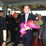 Ban Ki-moon makes historic visit to Burma