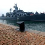 China, Russia hold first naval exercise