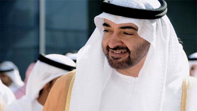 General Sheikh Mohammed meets Libyan Premier