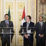 Portuguese PM receives Sheikh Abdullah
