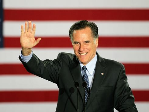 Romney Scores Triple Primary Win