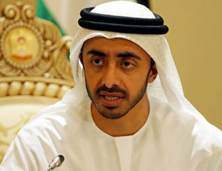Sheikh Abdullah asks Iran to behave rationally