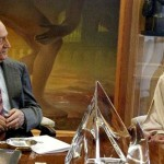 Sheikh Abdullah meets King of Spain