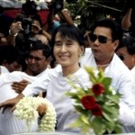 Suu Kyi's party wins 43 seats in parliament