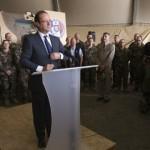 French president visits Kabul
