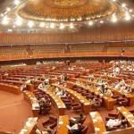 Turkish PM addresses Pakistan Parliament