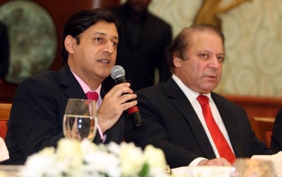Javed Malik Organizes Overseas Business & Professional Forum