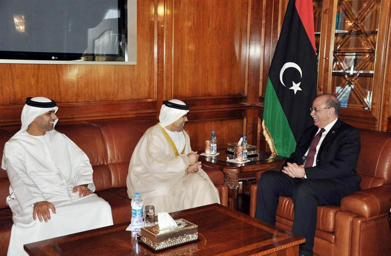 Libya keen to Establish Partnership with UAE