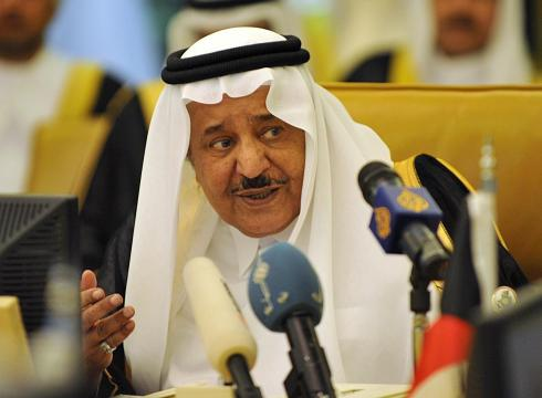 Saudi Crown Prince Nayef passes away