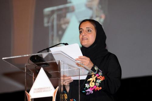 UAE is open to global markets: Sheikha Lubna