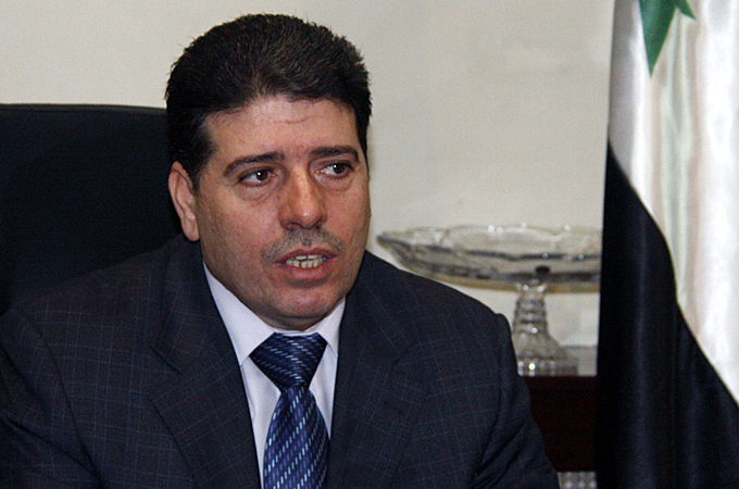 Assad appoints new Syria Premier