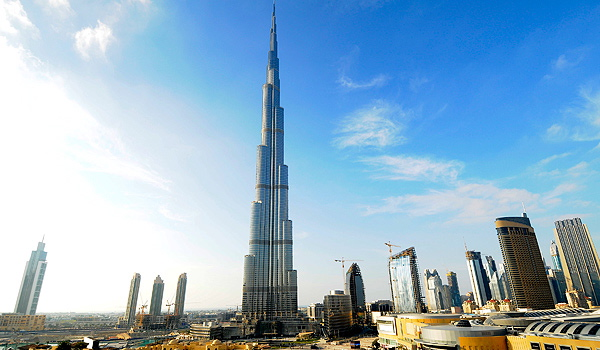 Business Confidence in UAE tops Globally