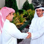 King of Bahrain receives Sheikh Abdullah