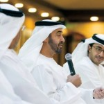 Sheikh Mohammed bin Zayed receives UAE Ambassadors
