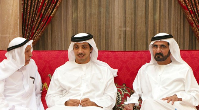 Sheikh Mohammed meets heads of Charitable and Humanitarian Organisations