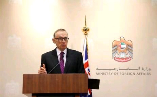 UAE to back Australia's bid for UN Security Council Seat