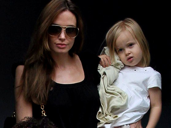 Vivienne Jolie-Pitt to make her film Debut with Mom