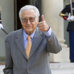 Brahimi begins 'difficult' Syria Mission