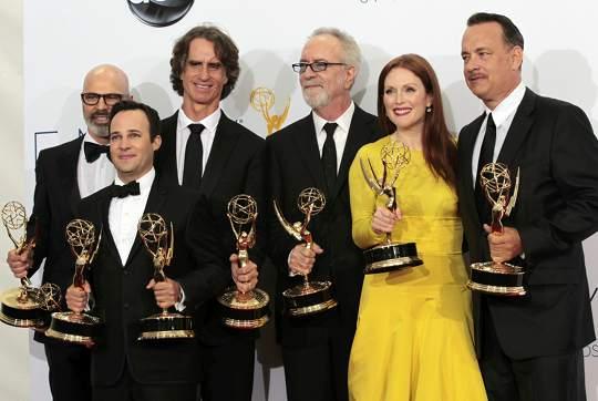 HBO Scores Big at Emmy Awards