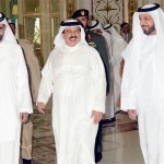 Leaders of UAE and Bahrain discuss key issues