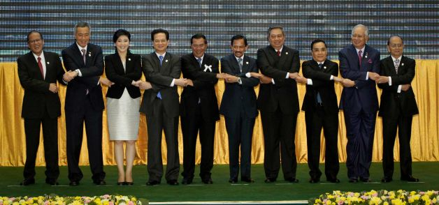 ASEAN Summit Opens in Phnom Penh