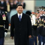 China's new leadership led by Xi Jinping