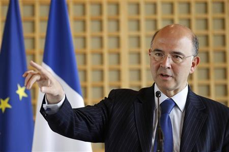 France urges Creation of Minister for Eurozone
