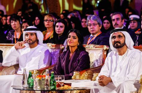Sheikh Mohammed opens 3rd edition of Arab Women Leadership Forum