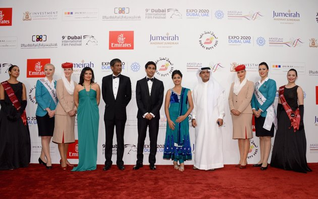 Dubai International Film Festival Starts