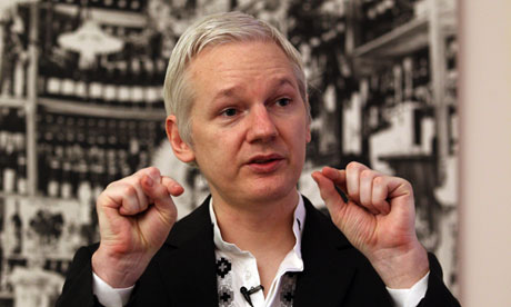 Julian Assange Confirms Senate Bid