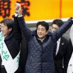 LDP Wins Japan's General Election by a Landslide