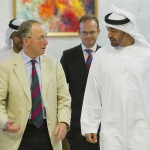 Sheikh Mohammed bin Zayed Meets Senior British Defense Official