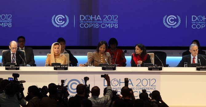 UN Climate Forum Extends Kyoto Protocol
